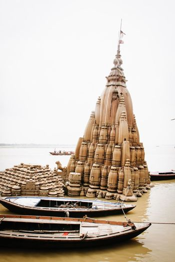 Miles Away India Incredible India ASIA Varanasi Ganges River Water Architecture Colorful Colours Documentary Travel Photography Vscocam Journey Check This Out EyeEm Best Shots The Week Of Eyeem Eye4photography  VSCO No People Old