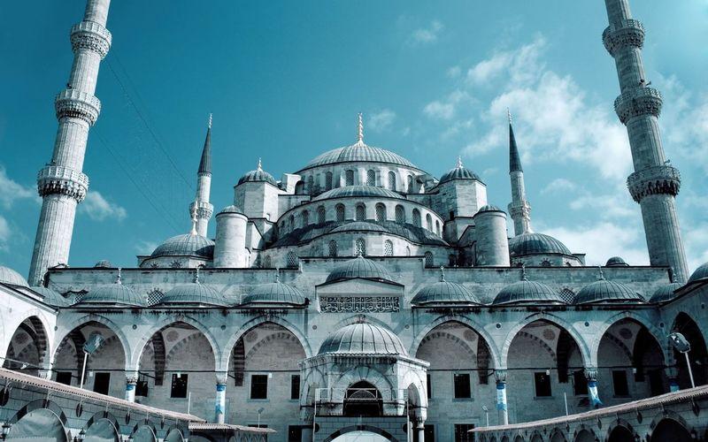مسجد السلطان احمد Istanbul Turkey Taking Photos Nice Pic Check This Out City View  Muslim Architecture Hanging Out Hello World