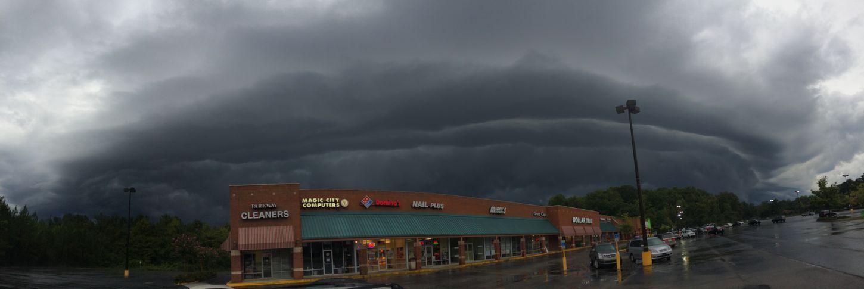 Storm Panorama Alabama Weather