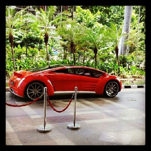 Taxuci, The Indonesian Sport Electric Car. :-)