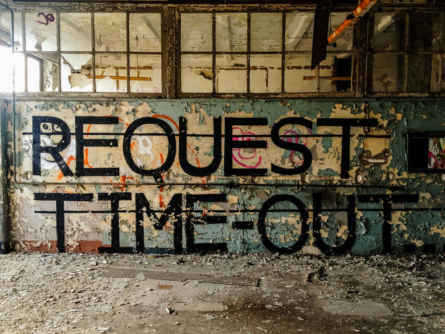 Urban Exploration Abandoned Abandoned Buildings Architecture Built Structure Damaged Dirty Graffiti Lost Places Messy No People Request Request Timeout Rusty Timeoutlondon Weathered