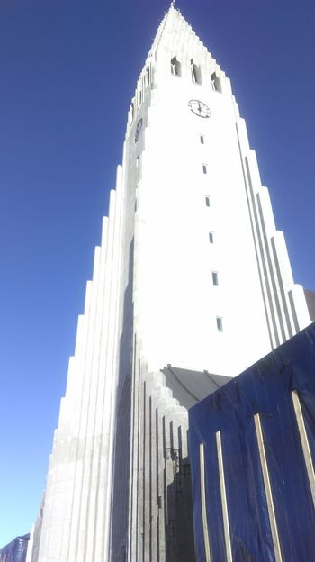 Church Iceland Architecture Low Angle View Travel Destinations Built Structure Reykjavik