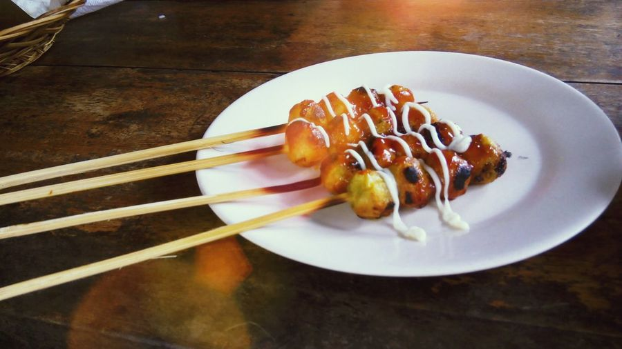 Bakso bakar Foodphotography Foodlover Foodporn indonesia taste ^^