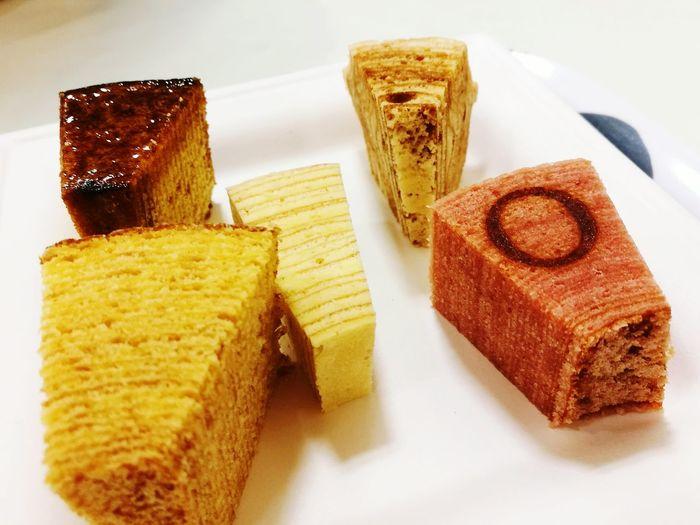 Food Baumkuchen バームクーヘン