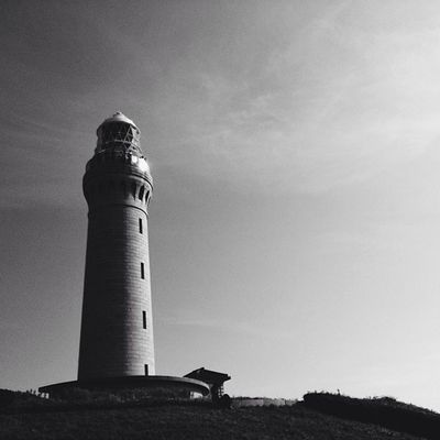 Lighthouse Summer Sunset Blackandwhite Sky Lighthouse Tower Japan Monochrome Bw Photooftheday モノクロ Webstagram 灯台 白黒