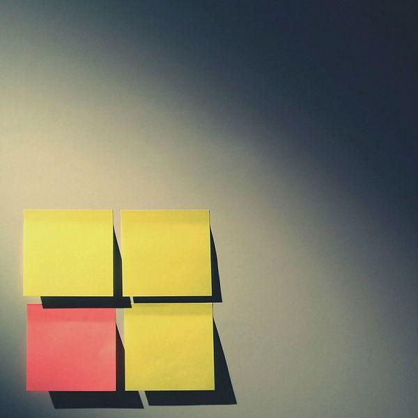 Q is for Quartered. Division Quarter  Fraction Math Mathematics Post-it Office Office Life Office Space Fractional Design Conceptual Design Concept Square EyeEm X Audi - Letter Q