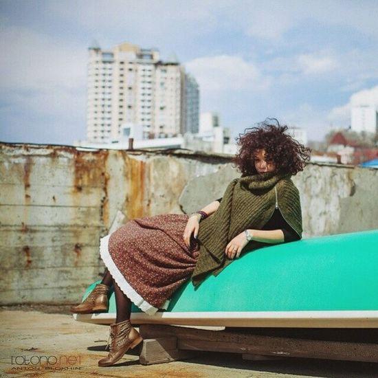 Relaxing Taking Photos Portrait Vladivostok Enjoying Life Popular Photos Model Girl Street Fashion Photography