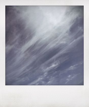 Cloud - Sky Sky No People Low Angle View Nature Copy Space Day Backgrounds Transfer Print Blue Outdoors Beauty In Nature Auto Post Production Filter White Color Full Frame White Cloudscape Sunlight Frame Wispy