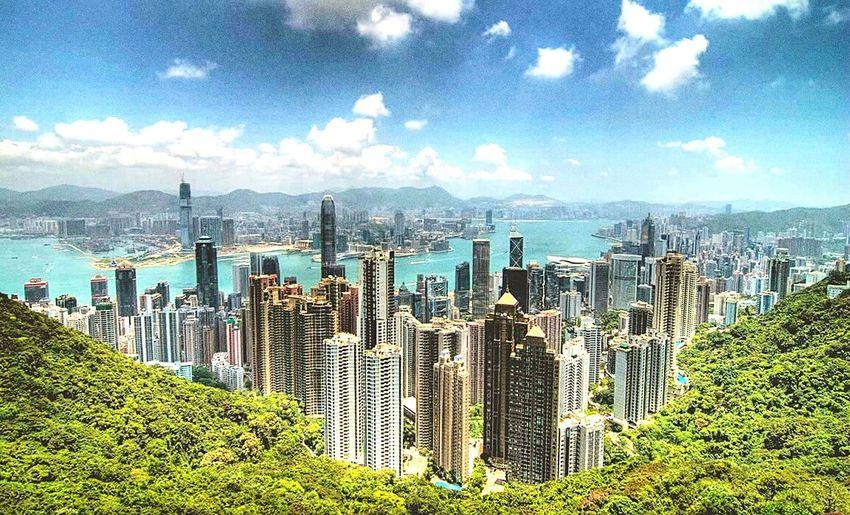 The peak,Hong Kong First Eyeem Photo