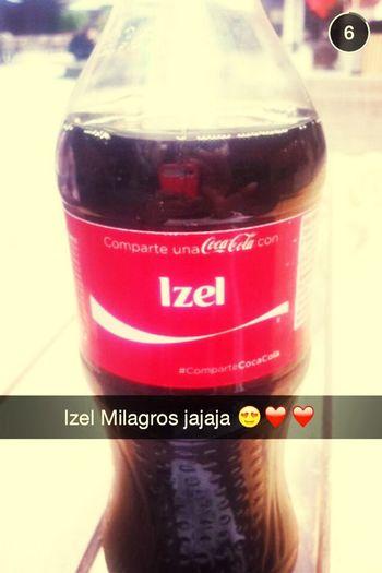 Coca Cola Comparte Una Cocacola♡ Compartecocacolacon Cocacola ✌️ ❤️? Izel