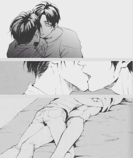 Yaoimanga Monochrome Boys Love Riren Doujinshi Manga