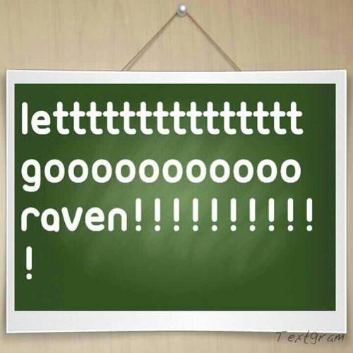 raven nation baby