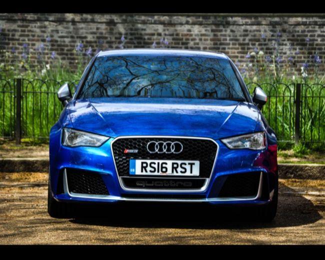 Audi RS3 Audi