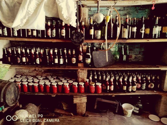Cantine, Homemade, Vino&pomodoro, Caratellovinsanto, Tuscany, Vintage