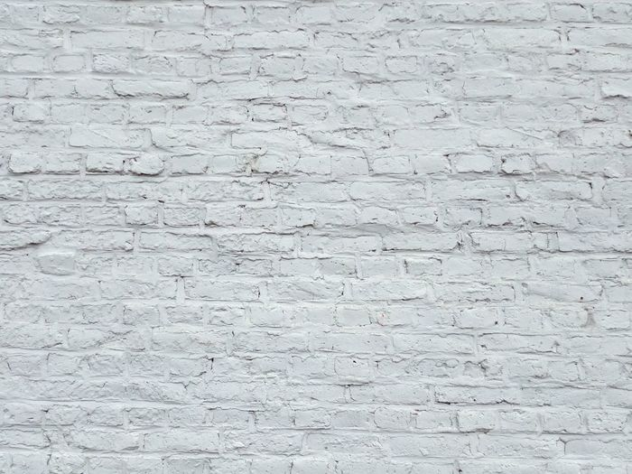 light grey painted brick wall Grey Light Grey Painted Color Wall Brick Brick Wall Façade Building Exterior Architecture Background Texture Pattern Structure Rough Textured  Backgrounds Pattern Full Frame Rough Abstract No People Close-up Architecture Day Outdoors