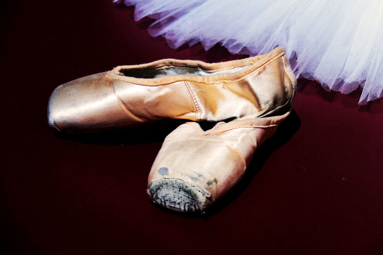 Pointe shoes and tutu... Ballet Classical Dance Close-up Dancing Clothes Dancing Shoes Fabric Footwear Indoors  Pointe Shoes Shoe Still Life Tutu Things I Like Showcase: March Two Is Better Than One