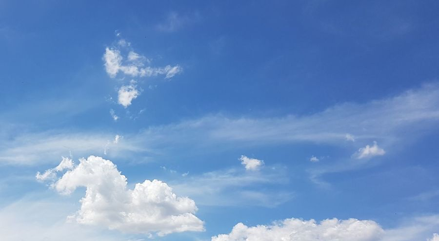 Some things are clear to see Beauty In Nature Cloud - Sky Outdoors Nature Blue Sky Phone Photography Country Life Obsession Hometown Hobbyphotography first eyeem photo Cloud Porn😍 Look Up No Filter Needed Low Angle View Pictures In The Clouds