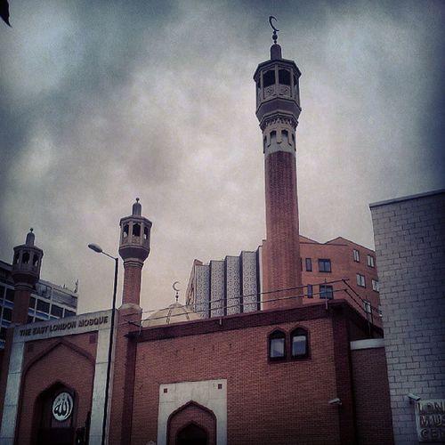 Eastlondonmosque Whitechapel Eastend Eastlondon Muslim islam islamic