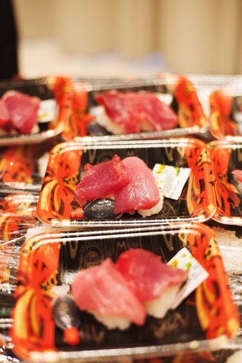 SUSHI Rice Tuna