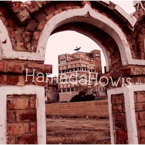 صنعاء القديمه تصويري
