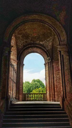 Castles Architecture Turin Stairways Rivalta