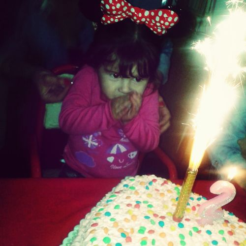 Birthdaygirl Beautiful ♥ Cousing Baby