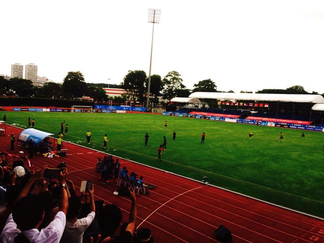 Malaysia 0-1Thailand Seagames2015