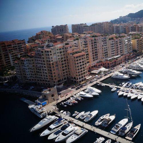 Monaco Urlaub 2015  Europatrip Jena Weidii Instapic City Mega Geil