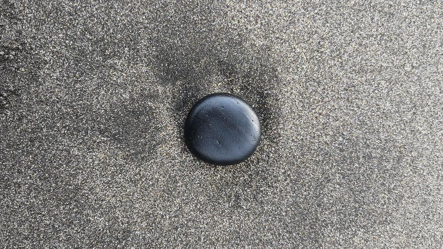 Full frame shot of wet sand