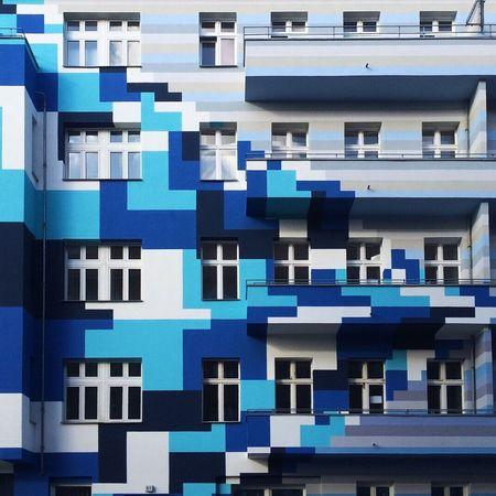 Berlin Façade Architecture Vscocam Skrwt