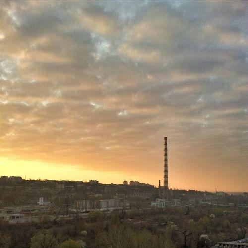 orange sunrise Localsmd Chişinău Moldova Rasarit