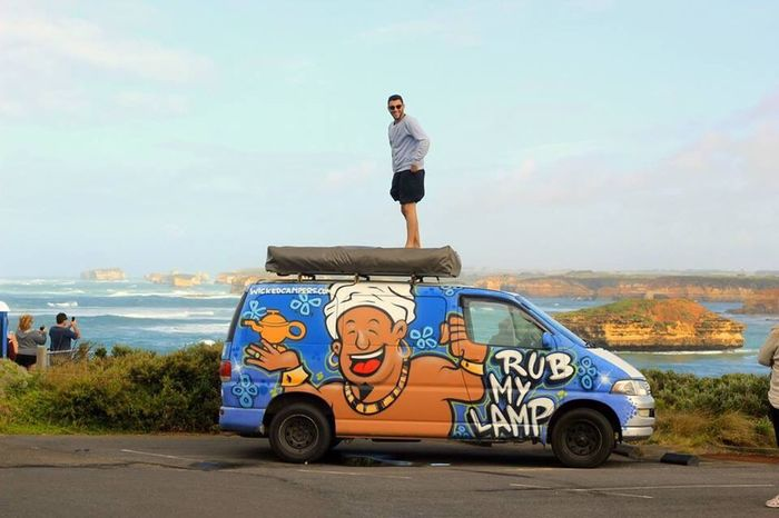 Road Trip Australia Greatoceanroad Colors Summer