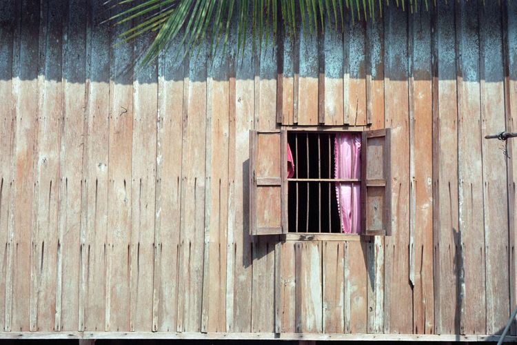 Pinky's room. 35mm Film Film Photography Filmisnotdead Analogue Photography Architecture Built Structure Window Building Exterior Day Wood - Material No People