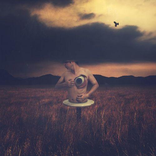 用心看世界 Fine Art Photography Portrait Photoshop Storytelling Surrealism Shiuanphoto BoShiuan