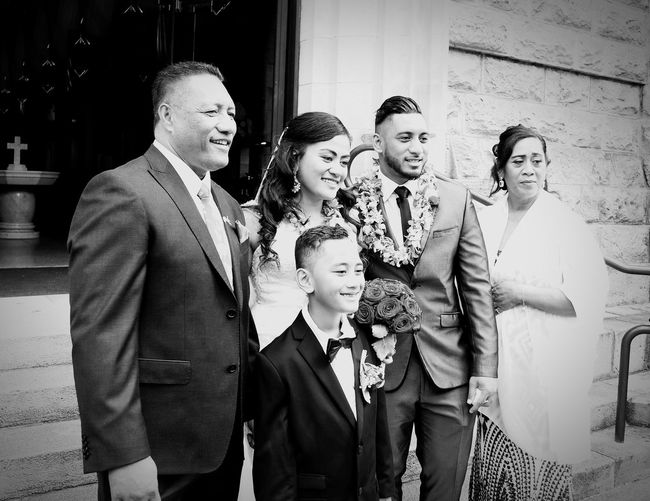 The Inlaws Family. ❤ Wedding