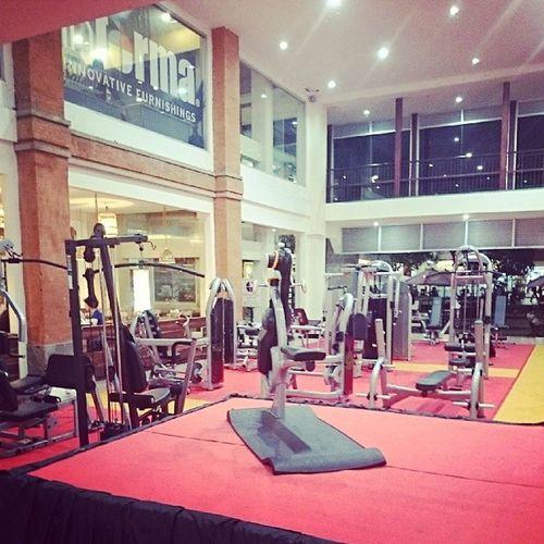 Time to gym Gym Olahraga