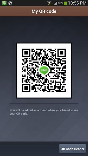 My line id is lullably; feel free to contact me ^_^
