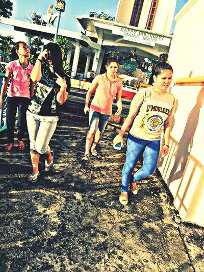 Wanderers :)