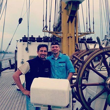 Gorch Fock Hansesail Rostock Baltic Sea Ships⚓️⛵️🚢 Sail Away, Sail Away Gorch Fock