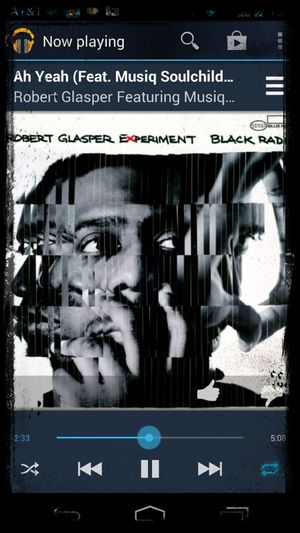 Robert Glasper.