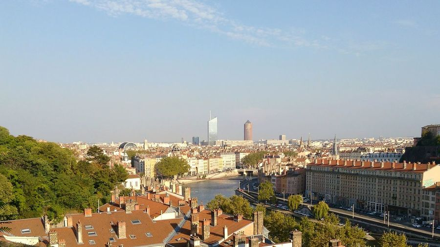 Lyon Roof Roof