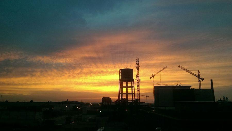 7:30am jetlag Taking Photos Morning Sky Moncada