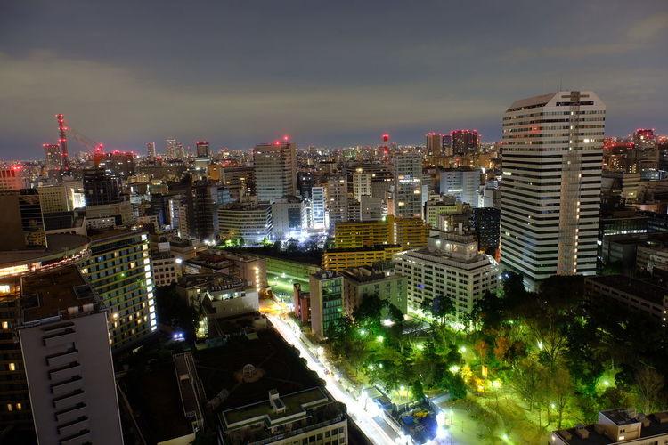 Tokyo by Night 2016 First Eyeem Photo