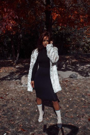 Alexandria Findlay Shot By Sean Diamond EyeEm Best Shots EyeEm Nature Lover EyeEm Selects EyeEm Gallery EyeEmBestPics Adult Autumn Beautiful Woman Day Eye4photography  Forest Front View Full Length Leaf Lifestyles Nature One Person Outdoors People Real People Redhead Standing Tree Young Adult Young Women