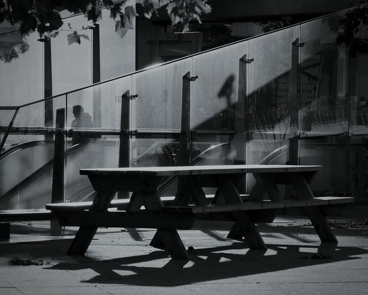 Shadow Sunlight Wood - Material Day Table Outdoors Chair Architecture Blackandwhite Black & White Streetphotography Streetphoto_bw Subway Man Public Transportation Public Picnic Picnic Table City Night Street Backgrounds Shadows & Lights Spaces Between One Man Only Metro Man
