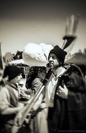 Folklore 4 Casual Clothing Day Focus On Foreground Folklore Folklore Of Portugal Helmet Leisure Activity Lifestyles Outdoors Selective Focus Skill  Turismo De Portugal