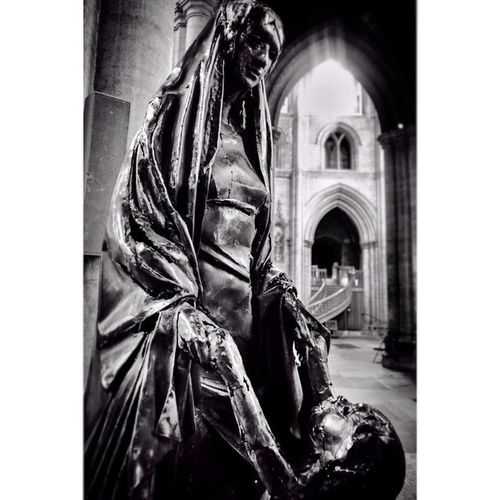 Riponcathedral Yorkshire Capturingbritain_bnw Fiftyshades_of_history Fsh_bnw Bw_lover Princely_bw Icu_britain_bw Allwhatsbeautiful_bnw Jj_sombre Church_masters Historicalbuilding Loves_united_kingdom