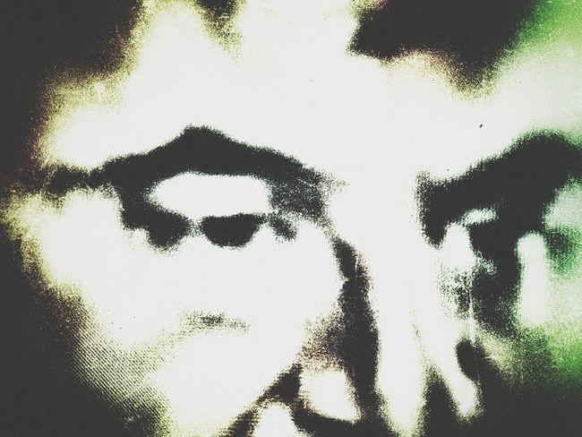 Visage 1 Face Male Creativity Close-up