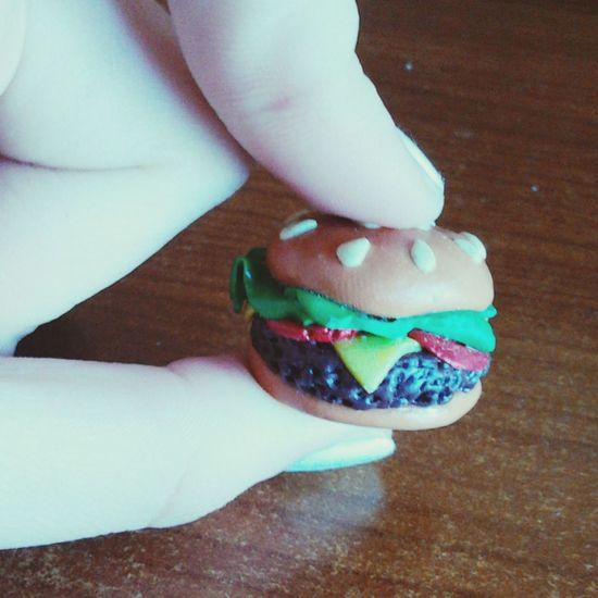 Cute♡ Hamburger Little Funny