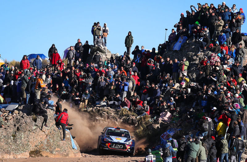 Crowd Large Group Of People Group Of People Real People Transportation Day Sky Mode Of Transportation Men Women Leisure Activity Lifestyles Nature Land Vehicle Motor Vehicle Car Adult Road Outdoors Spectator WRC Argentina